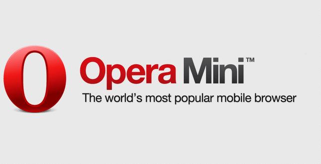 опера мини 8