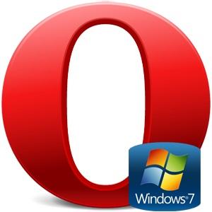 Скачать Opera для Windows 7